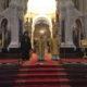 Соборное богослужение в кафедральном соборном Храме Христа Спасителя в рамках открытия IX Общецерковного съезда по социальному служению