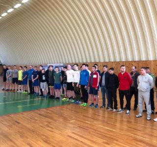 В Дубенках прошел турнир, посвященный памяти воина Александра Рыбалко