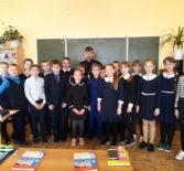 Открытый урок ОПК в Комсомольской СОШ№3 Чамзинского района