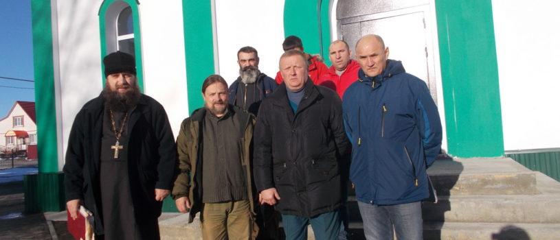 Военно-патриотический клуб «Сурский рубеж» из Большеберезниковского района проводит воспитательную работу среди молодежи