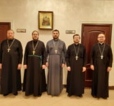В Саранске прошло заседание межъепархиальной Коллегии Миссионерских отделов Мордовской митрополии