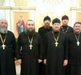 Новоназначенный благочинный Большеберезниковского района провел первое собрание духовенства благочиния