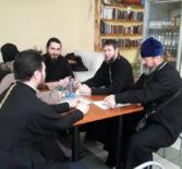 В Атяшево прошло годовое отчетное собрание первого церковного округа Атяшевского благочиния