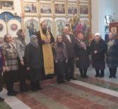 На приходе Рождества Пресвятой Богородицы с.Поводимово Дубенского района прошло приходское собрание