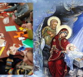Ученики воскресной школы Никольского кафедрального собора начали подготовку к празднику Рождества Христова