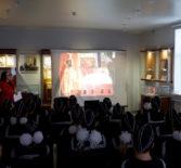 В епархиальном музее Ардатовской епархии прошло мероприятие для морских кадетов Ардатовской ООШ