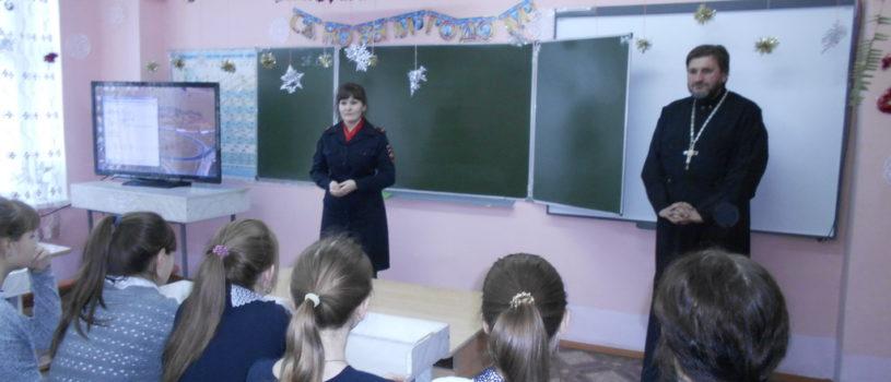 Ардатовская епархия совместно с Федеральной службой наркоконтроля РМ проводит профилактические мероприятия в школах епархии