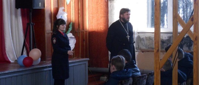 В Ардатовском аграрном техникуме им.И.А.Пожарского продолжился этап профилактический мероприятий