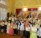 В Чамзинской музыкальной школе прошел зональный конкурс «Рождественская звезда»