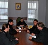 Архипастырь провел рабочее совещание с ответственными по молодежному служению в Ардатовской епархии