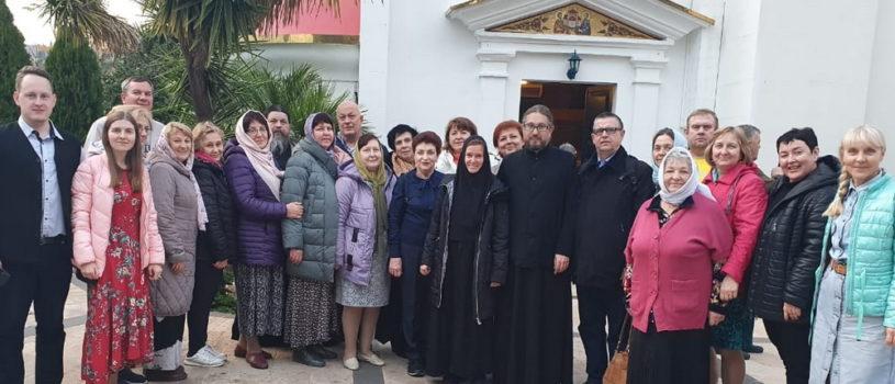 Шестой день паломничества богомольцев Ардатовской епархии на Святой Земле