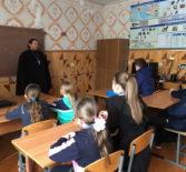 В Судосевской СОШ Большеберезниковского района прошла миссионерская лекция