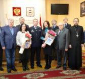 Епископ Ардатовский и Атяшевский Вениамин переизбран на новый срок в сопредседатели Общественного Совета МВД по РМ
