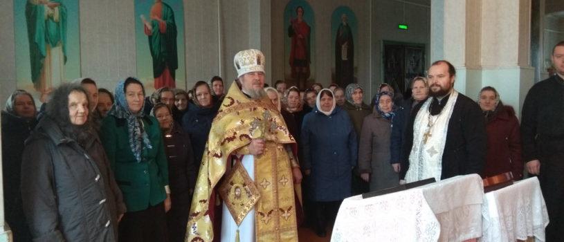 День ангела у благочинного 2-го церковного округа Атяшевского района протоиерея Андрея Ромашкина