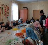 Архипастырь после воскресной Божественной литургии посетил занятие воскресной школы при Никольском кафедральном соборе г.Ардатова