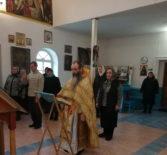 В Покровском приходе с.Каласево Ардатовского района прошел молебен о страждующих от винопития