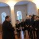 В Никольском храме в рамках ОПК прошло просветительское мероприятие для учеников Дубенской СОШ