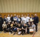 Соревнования посвященные Дню неизвестного солдата в Большом Игнатове