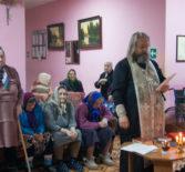 Духовное окормление Большеигнатовского Дома престарелых