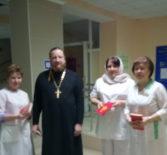 В Большеберезниковском Доме-интернате для престарелых и инвалидов прошла миссионерская акция «Святое Евангелие в каждый дом»
