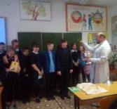 Праздник Крещения Господня отметили в Кочкуровской школе Дубенского района