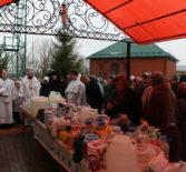 Навечерие Богоявления (Крещенский Сочельник) в Никольском кафедральном соборе г.Ардатова