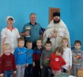 Крещение Господне в Поводимовском детском саду «Солнышко»