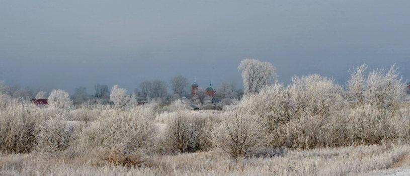 Святочные дни Троицкого прихода с.Сабанчеево  2-го церковного округа Атяшевского благочиния
