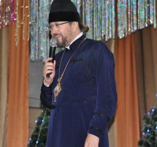 Архипастырь поздравил юную паству Ардатовской епархии на Рождественской епархиальной ёлке