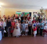 В воскресной школе храма Благовещения Пресвятой Богородицы прошла Рождественская ёлка