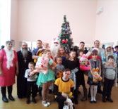 В Ардатовском ДК прошел  новогодний утренник для детей-инвалидов Ардатовского муниципального района
