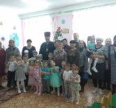 В Атяшевском детском саду №4 прошел Рождественский утренник