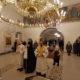 Всенощное бдение в Никольском кафедральном собре г.Ардатова накануне праздника Богоявления Господня