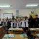 Архипастырь посетил открытый урок ОПК в 4 классе Атяшевской СОШ №1