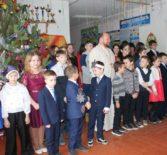 Светлый праздник Рождества торжественно отметили в Кочкуровской СОШ Дубенского района
