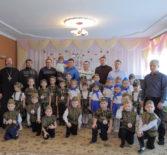День защитника Отечества в Атяшевском детском саду №1