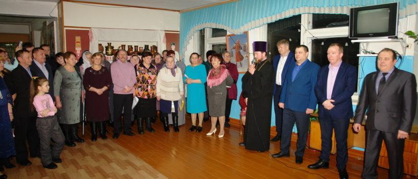 В Лобаскинской школе Атяшевского района прошла встреча выпускников