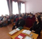 Благочинный Большеберезниковского района посетил 42-ую сессия Совета депутатов