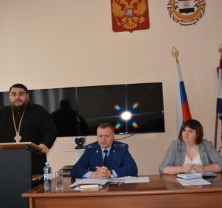 Воспитанники Шейн-Майданского интерната посетили местный приход