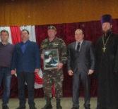 В Лобаскинском ДК прошел праздничный концерт ко Дню защитника Отечества