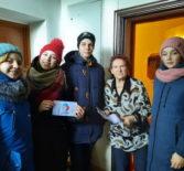 Всероссийская акция «Письмо Победы» в Большом Игнатово
