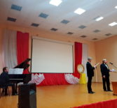 В Большеберезниковской СОШ №1 с концертно-театральной программой выступили московские гости