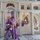 Неделя 4-я Великого Поста в Никольском кафедральном соборе г.Ардатова