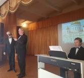 Солисты московской оперы провели концерты в двух школах Чамзинского района