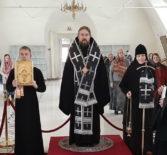 Четверг 1-й седмицы Великого поста в Никольском кафедральном соборе г.Ардатова