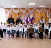 В Большеигнатовском д/с  «Малыш» прошел смотр песни и строя