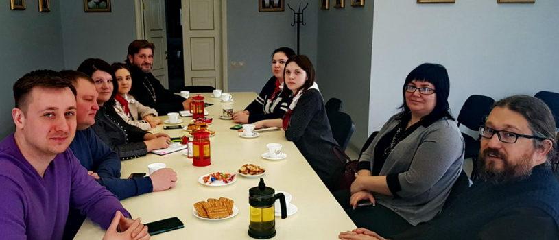 Архипастырь провел встречу с директорами школ Ардатовского муниципального района