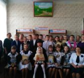 День православной книги в сельской библиотеке с.Лобаски Атяшевского района