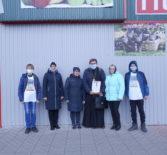 Молодежный отдел Ардатовской епархии с участием волонтеров «Ардатовцы» включились в борьбу с коронавирусной инфекцией