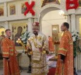 Среда Светлой Седмицы в Никольском кафедральном соборе г.Ардатова